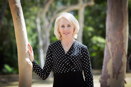 JCU's re-appointed Vice-Chancellor, Professor Sandra Harding, AO.