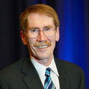 Photo of Professor Ian Young