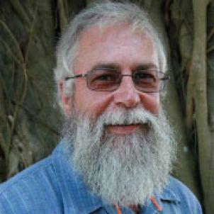 Photo of Dr Steve Goosem