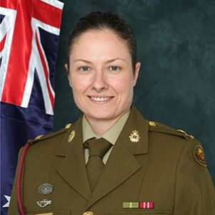 Photo of Lieutenant Colonel Tamara Lee