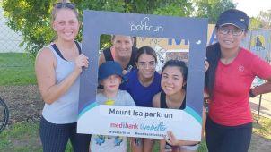 Mount Isa Park Run