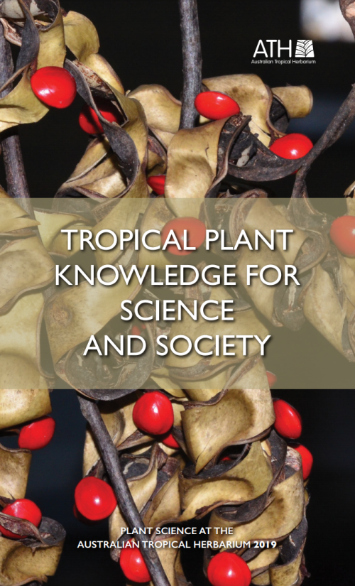Tropical plant kowledge for science and society 2019