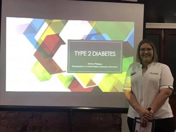 Emma Philippa Diabetes Presentation