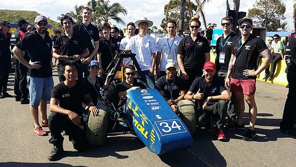 The Team 2014