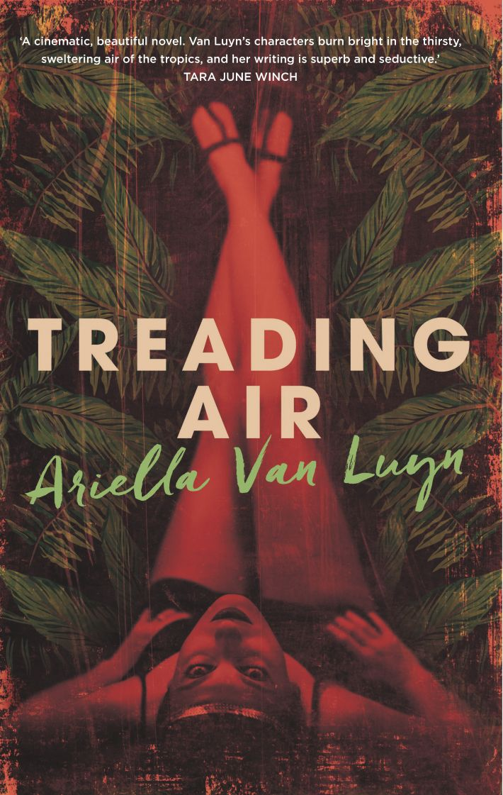 Front cover images of Treading Air