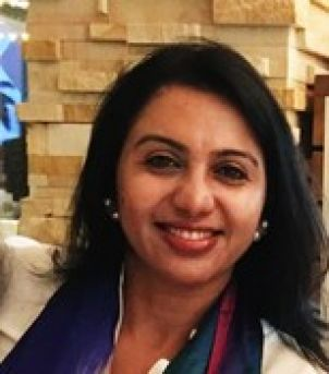 Photo of Dr Smriti Krishna