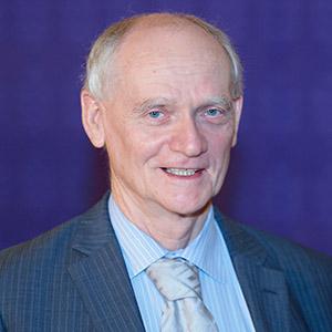 Portrait of Professor Ian MacKinnon