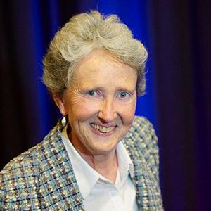 Portrait of Dr Sue Meek