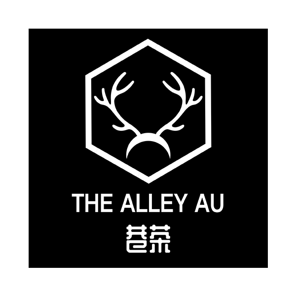 The Alley AU logo