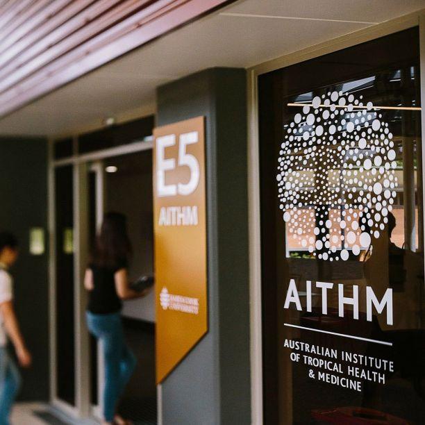 AITHM building at JCU