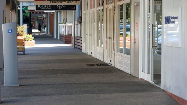 Empty Cairns streets