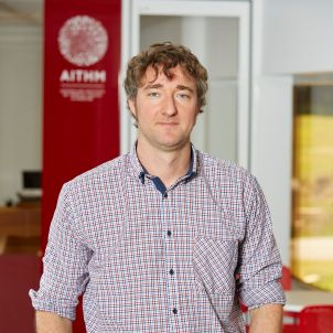 Photo of Dr. Andreas Kupz