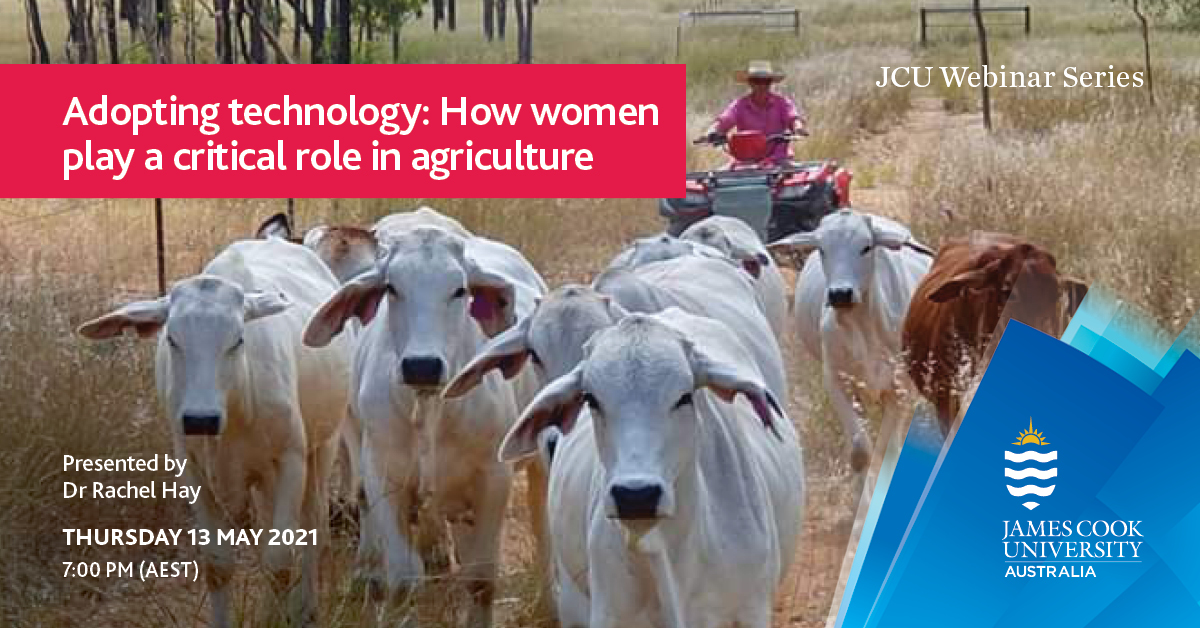 Adopting technology: How women play a critical role in agriculture