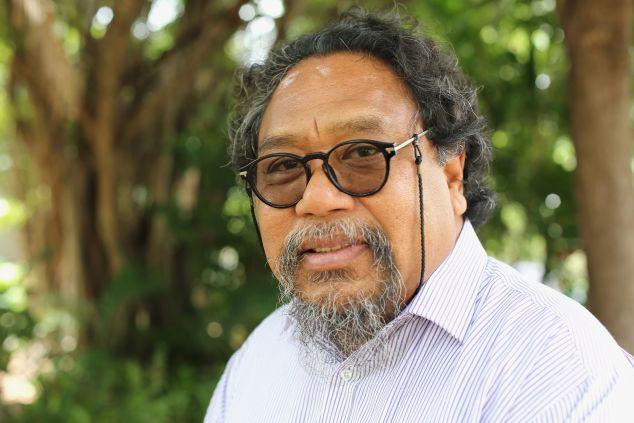 Prof Martin Nakata