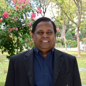 Photo of Dr Desti Kannaiah