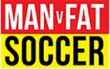 Man V Fat Soccer logo