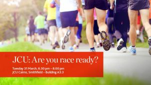 Postponed: Are you race ready? image