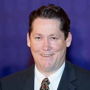 Portrait of Bill Mitchell