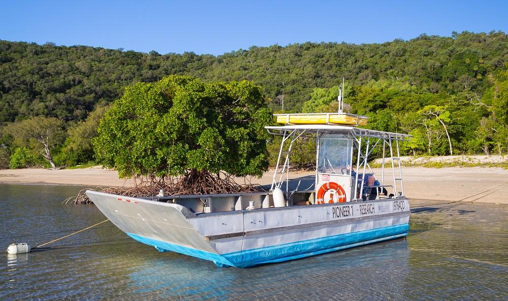 Barge - Pioneer 1