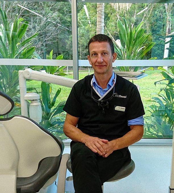 Callum Blackhall, Dentist