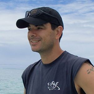 Photo of Dr Andrew Chin