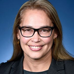Photo of Her Excellency Ms Julie-Ann Guivarra