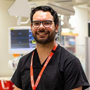 Photo of Torres Strait Islander doctor's path to healing
