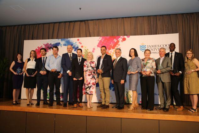 2016 Outstanding Alumni
