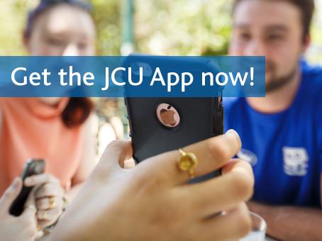 Get the JCU App