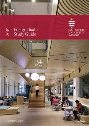 2019 Postgraduate Study Guide image