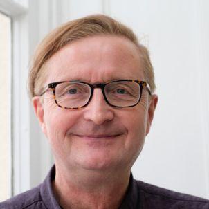 Photo of Professor Peter Case