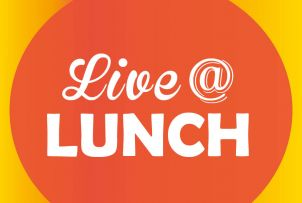Live @ Lunch image