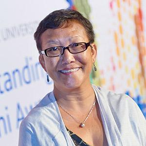 Portrait of Donna Kwan