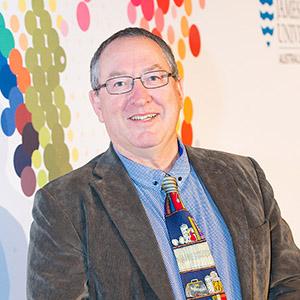 Portrait of Dr Daniel Manahan