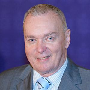 Portrait of Professor Clive Moore
