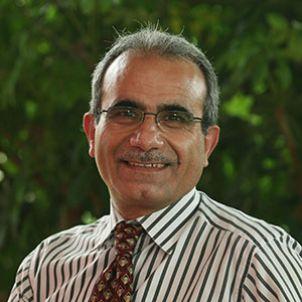 Photo of Associate Professor Ahmed Zahedi