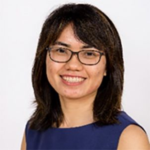 Photo of Dr Kelly Trinh