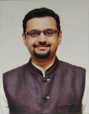 Photo of Assistant Professor Gautam S Bapat