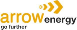 Arrow Energy Logo
