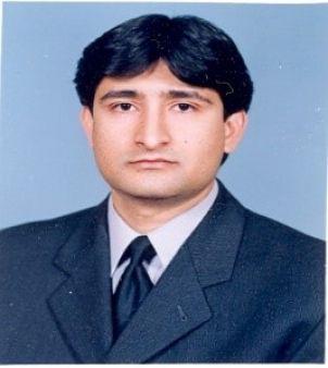 Photo of Dr Syed Azeem Ahmed Shah