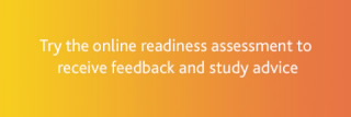 Try the online readiness assessment