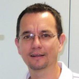 Photo of Professor Ron White