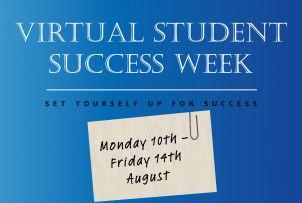 Virtual Student Success Week image
