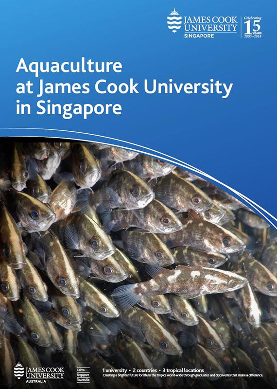 JCU Fisheries & Aquaculture Singapore guide