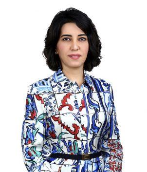 Photo of Dr Zahra Pourabedin