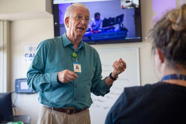 David Bossingham Teaching