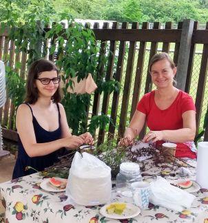 Seed saving_community garden picnic