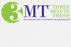 Visit the Three Minute Thesis website image