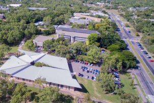 Townsville Campus Parking 2019 image