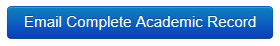 Screenshot showing Email Complete Academic Record button